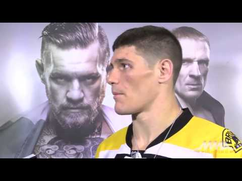 Charles Rosa On Getting First UFC Win in Hometown: 'This is The Best Moment of My Life'
