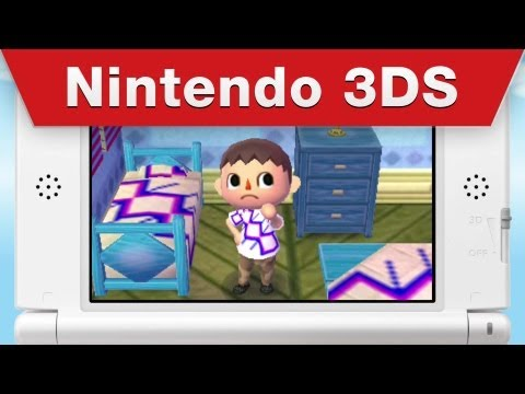 Nintendo 3DS - Animal Crossing: New Leaf Launch Trailer