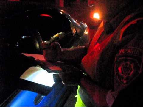 Бандиты защищают ГАИ. Стрельба в Кировограде