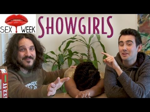 Showgirls Drinking Game With Mike Falzone! - Movie Buzz video