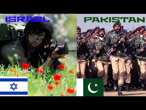 Israeli Defense Forces VS Pakistan Armed Forces  2016~2017