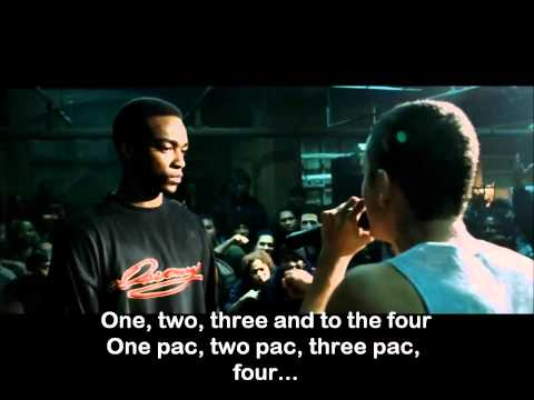 Eminem 8 Mile Final Battle lyrics