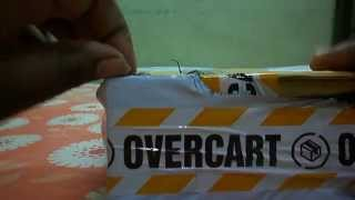 Mobile @Rs 99.00 via OVERCART.COM Unboxing.....