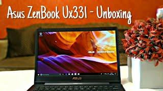 Asus ZenBook Ux331 || Unboxing || Tech Divya