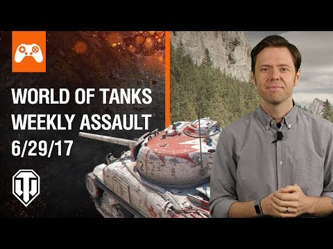World of Tanks Weekly Assault #10