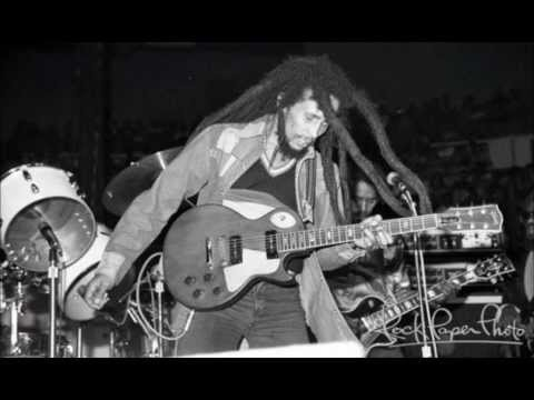 Bob Marley, 1980-07-12, Live At Deeside Leisure Center