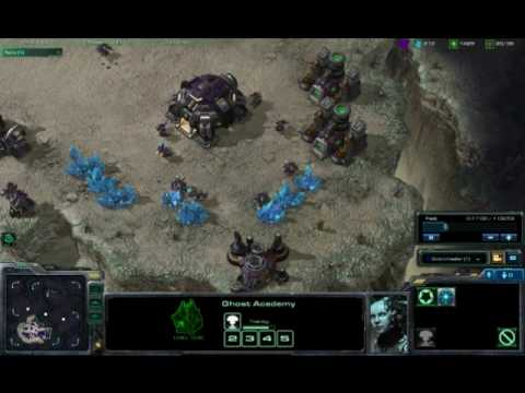 Starcraft 2 Beta - Desert Oasis (2)