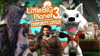 Little Big Planet 3 Community Levels (PS4) Venice Venture - Kimba - Uncharted Homage