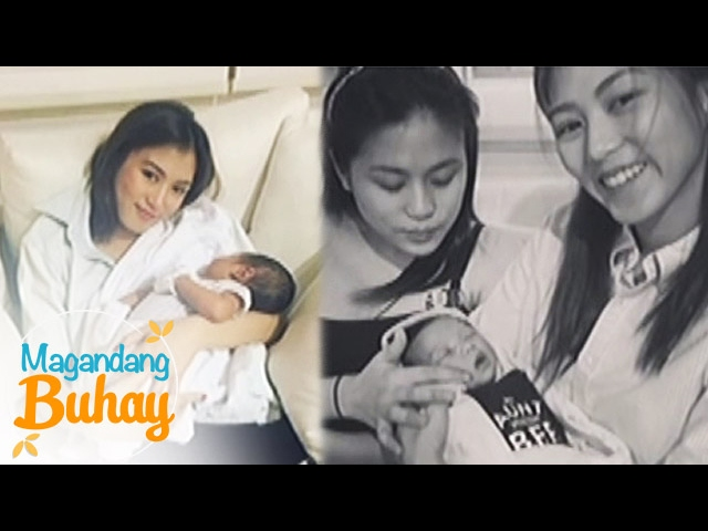Magandang Buhay: Alex's reaction when she first saw Baby Seve