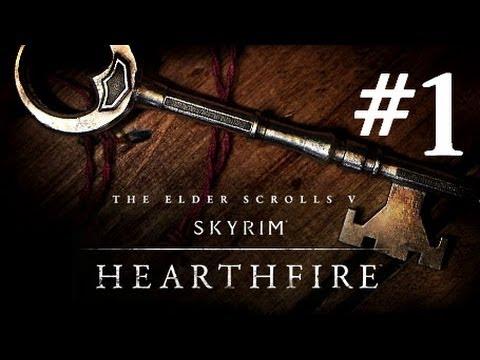 Hearthfire videolike for Skyrim fish hatchery