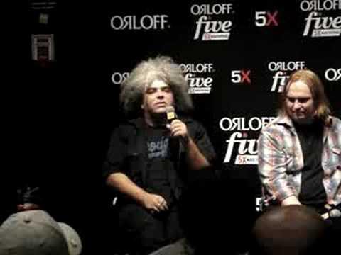 King Buzzo talks about Fantômas