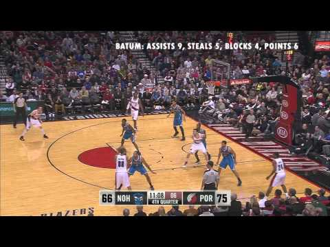 Trail Blazers Top 10 Plays 2012-13
