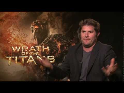 Interview With Jonathan Liebesman (Wrath Of The Titans)