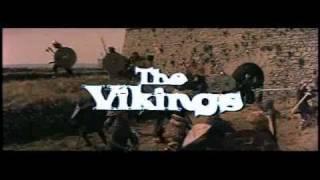 Movie Trailer - The Vikings (1958)