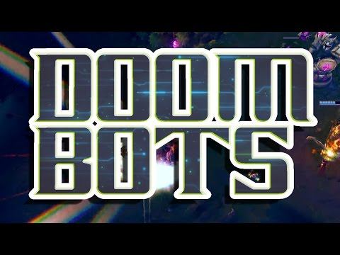 Instalok - Doom Bots ft. Lunity, Dunkey, Siv HD, Sp4zie, and Sky (Ariana Grande - Problem PARODY)