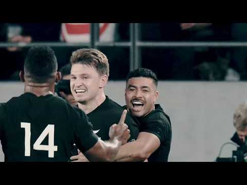All Blacks road to the Semifinals
