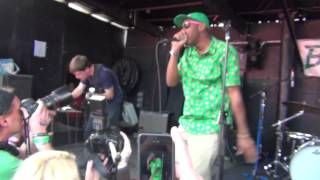 Tyler, The Creator Video - Tyler, The Creator x BADBADNOTGOOD - Bimmer (SXSW '14)