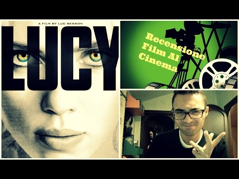 Recensione Lucy(2014)-Luc Besson