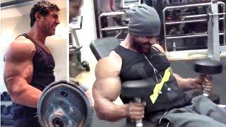 Download All John Abraham's Intense Gym Bodybuilding Workout Videos 3Gp Mp4