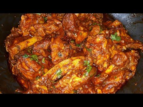 ଚିକେନ ତରକାରୀ ହଷ୍ଟେଲ ପିଲା ଙ୍କ ପାଈଁ / Chicken curry for Beginners / Easy Recipe for Bachelor's / Odia