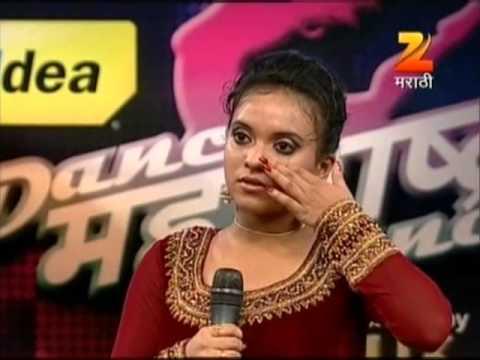 Dance Maharashtra Dance - Episode 8 of 8th January 2013 - Rutuja...