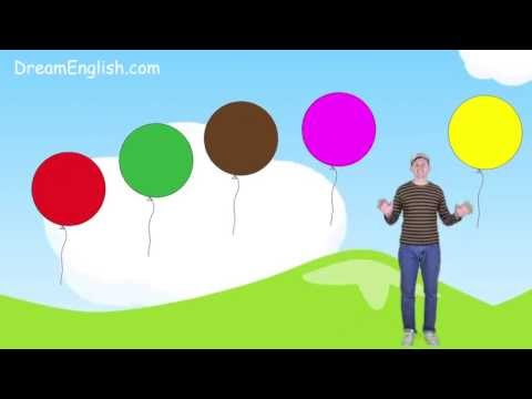Color Song For Kids: Learn 9 Colors video