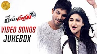 Race Gurram ᴴᴰ Full Songs | Video Jukebox | Allu Arjun | Shruti Haasan | Saloni | Prakash Raj
