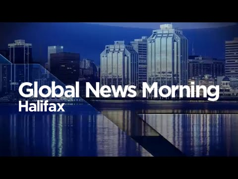 New Global News Morning Halifax Intro 2016