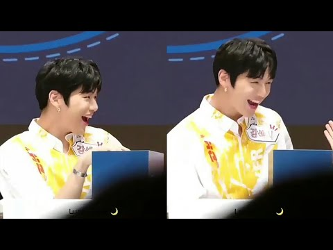 Daniel Imitating Fans Reaction When She Called By Ong.