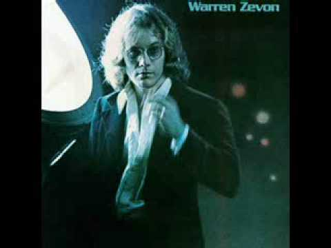 Warren Zevon - Desperados Under The Eaves