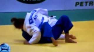 Majlinda Kelmendi 2013 Finalja ne Rio Kampione Botrore ne Judo