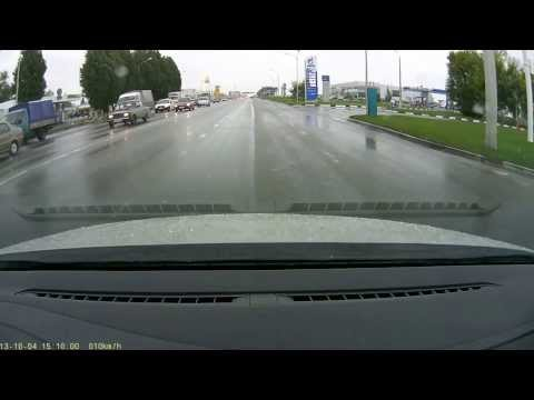 Lamborghini Aventador - (ну или думал что на ней летит)