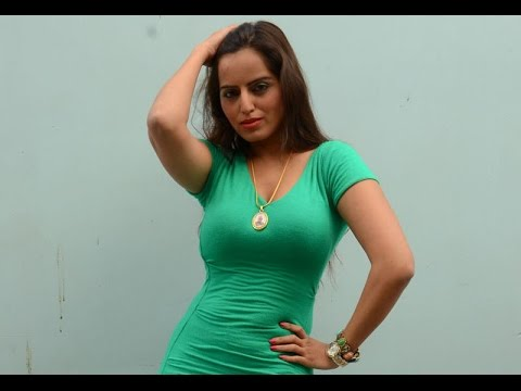 Telugu Actress Meghana Patel Hot Stills video