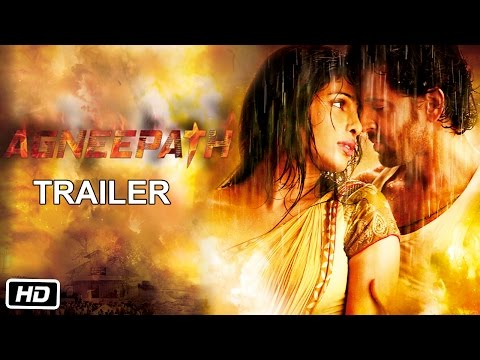 Bollywood - Agneepath Trailer - Official