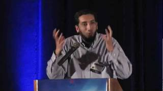 Coolness of the Eyes – FUNNY – Ustadh Nouman Ali Khan