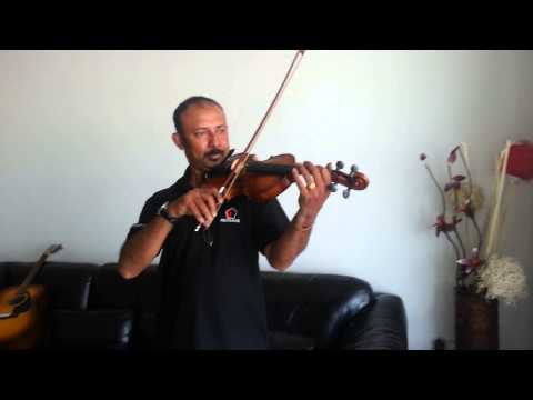 Sri Lankan National Anthem On Violin By Abw video