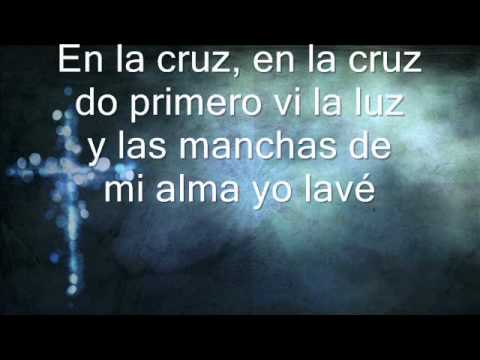 Himno En La Cruz.wmv (pista) video