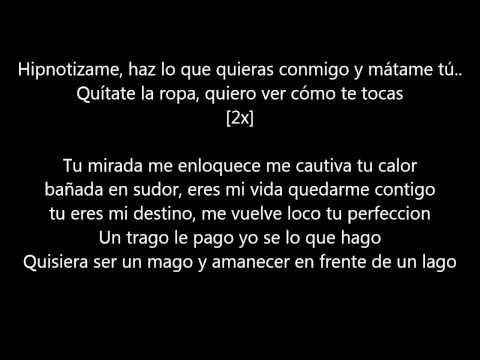 Wisin &amp; Yandel Ft. Daddy Yankee - Hipnotizame (Official Remix) (Letra Original)