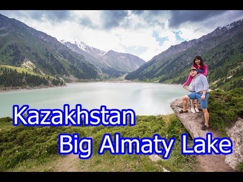 [Travel in Kazakhstan] БАО Big Almaty Lake 알마티 대호수