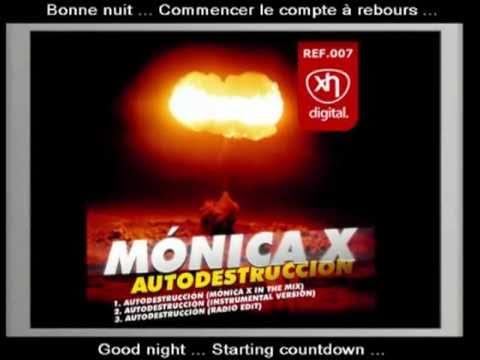 Sex007: Monica X - Autodestruccion (sex In The House Digital) video