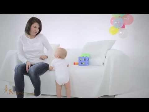 Kalendarz rozwoju niemowlaka - miesiąc 12