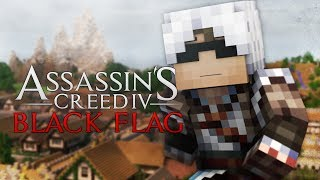 Minecraft Animation : ASSASSINS CREED 4! (Sky Edition TWO!)