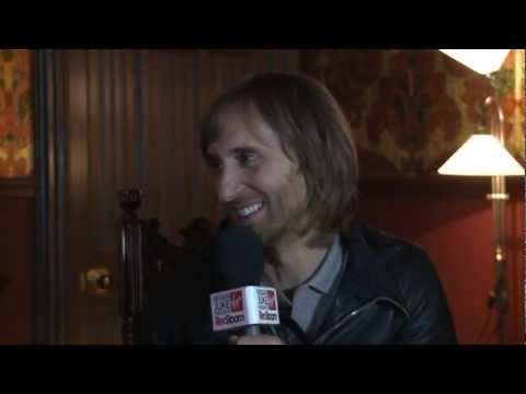 David Guetta interview - why is David Guetta so freaking awesome?