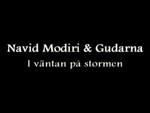 Navid Modiri And Gudarna - I Vantan Pa Stormen