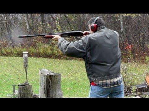 JC Higgins Model 20 12 gauge shotgun