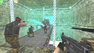 Counter-Strike: Zombie Escape Mod - ze_Underground_v2 on MILFEscape