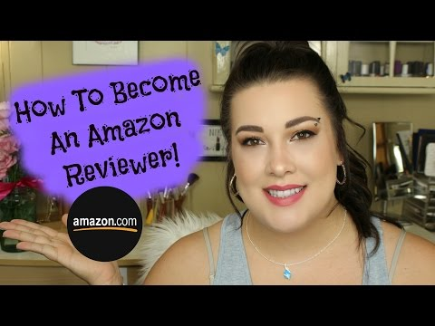 How To Become An Amazon/ Product Reviewer