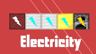 [1.8] Minecraft Concepts | Electricity