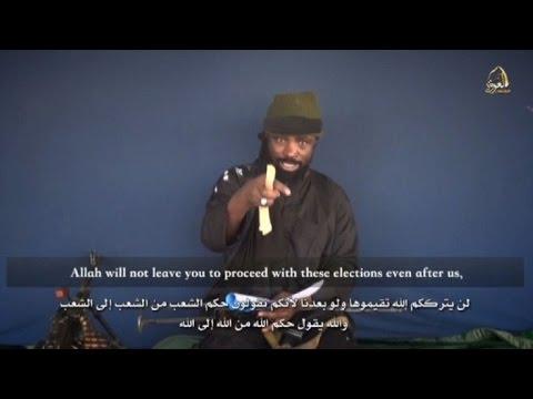 Boko Haram promete impedir elecciones nigerianas
