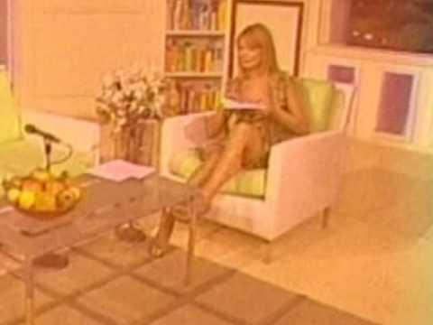 Sladjana Tomasevic sexy legs TV presenter 12.03.2010